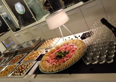 buffet aziendale serale