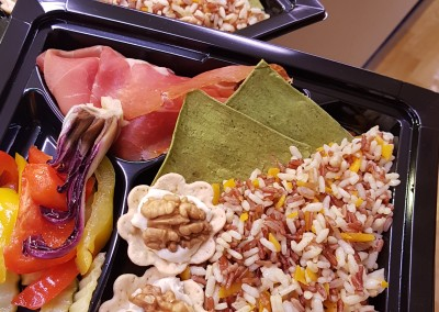 Packed Lunch, soluzione per pasto veloce in azienda